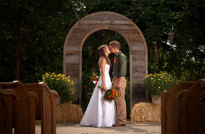 Nothwest Ohio wedding photogpher