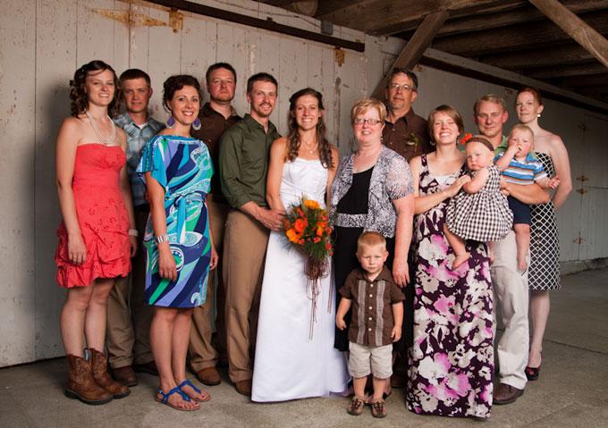 family wedding photographer, Pittsburgh