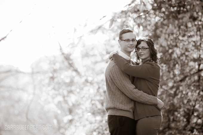 Anna and Joel | Highland Park Engagement Session