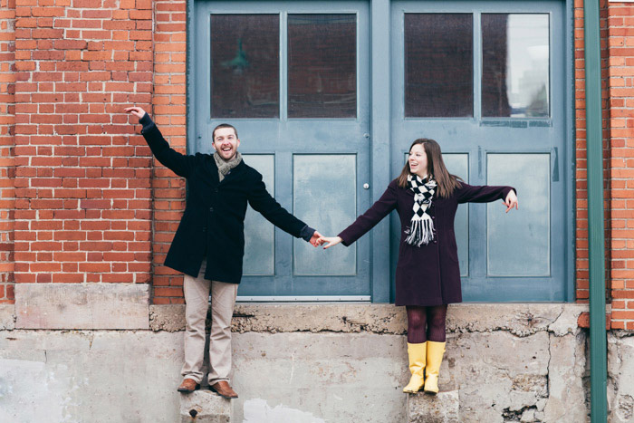 Pittsburgh Engagement Photographer