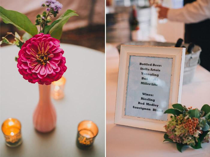 Fine line cafe wedding