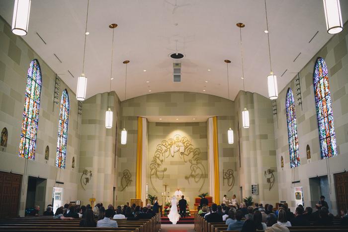 north park wedding photo