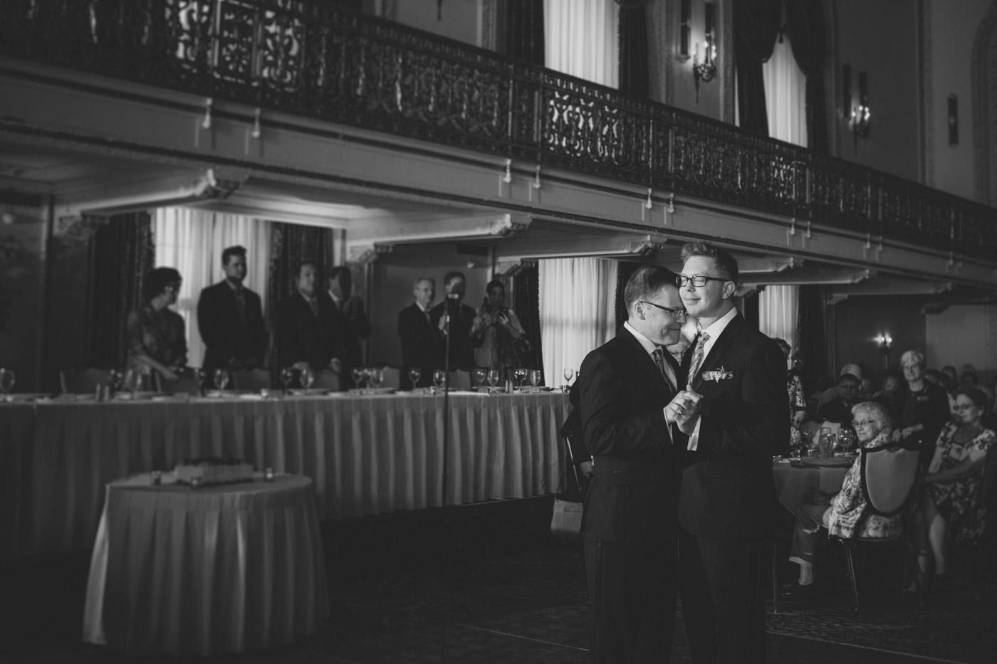 Omni William Penn Wedding