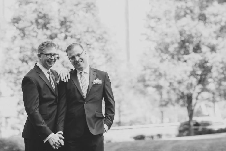 Jeff & Jeffrey are Married!