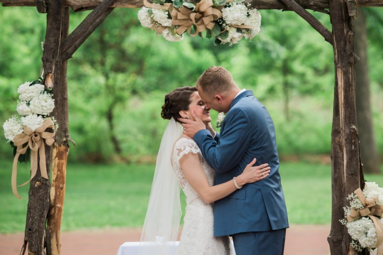 Lyndsey & Michael are Married!