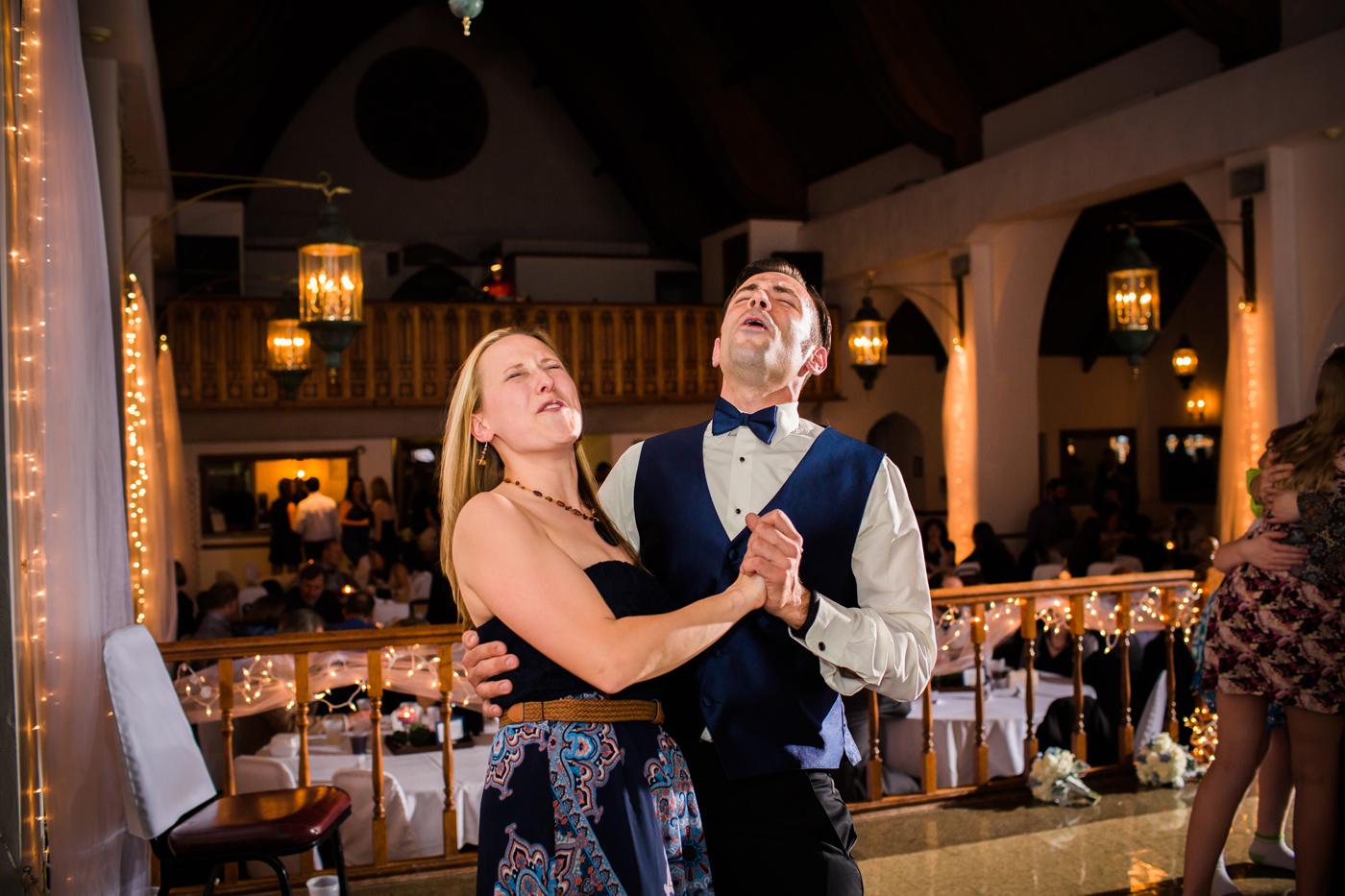 Pittsburgh Great Hall Wedding Photo