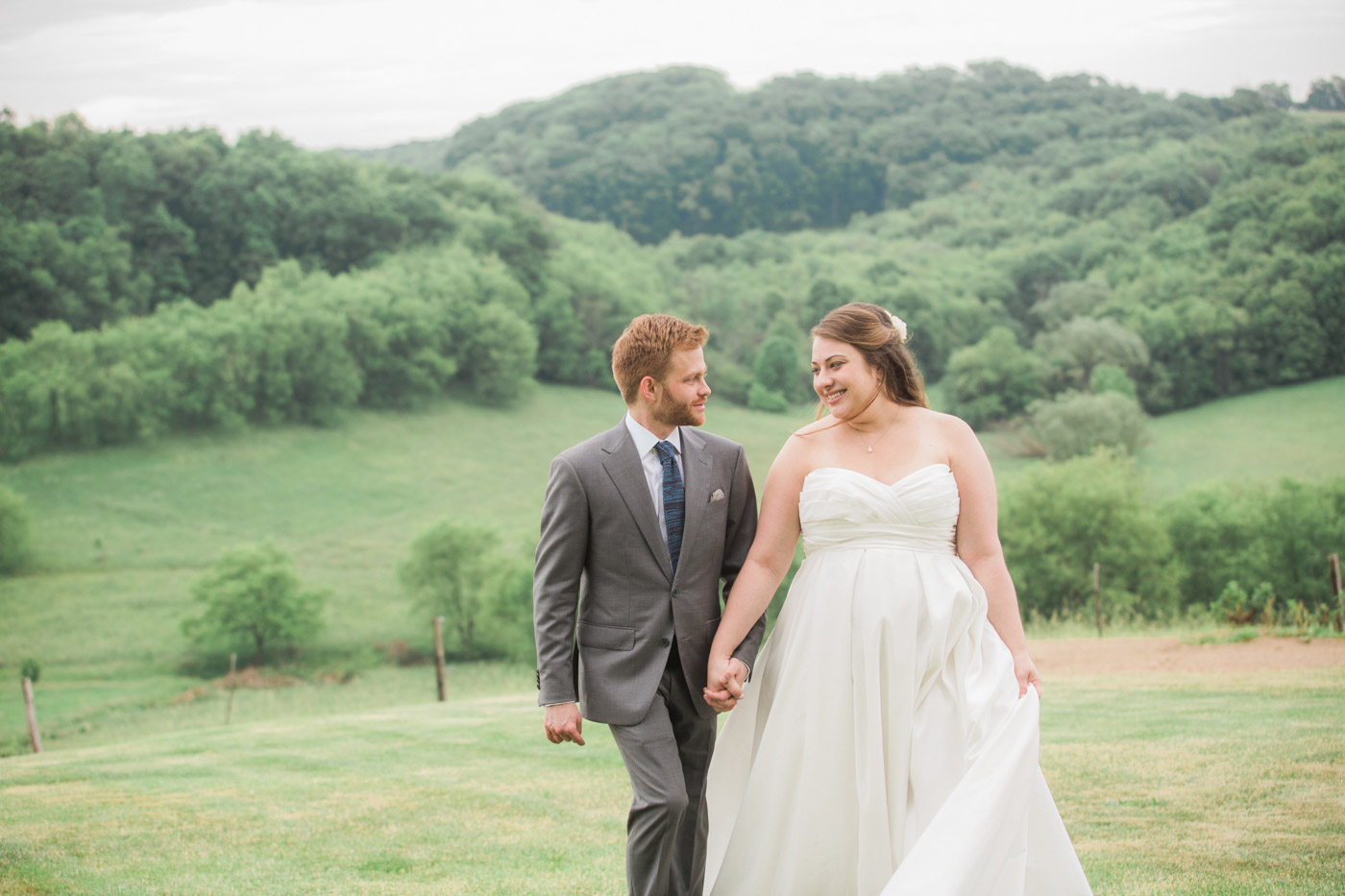 lewis family farm wedding