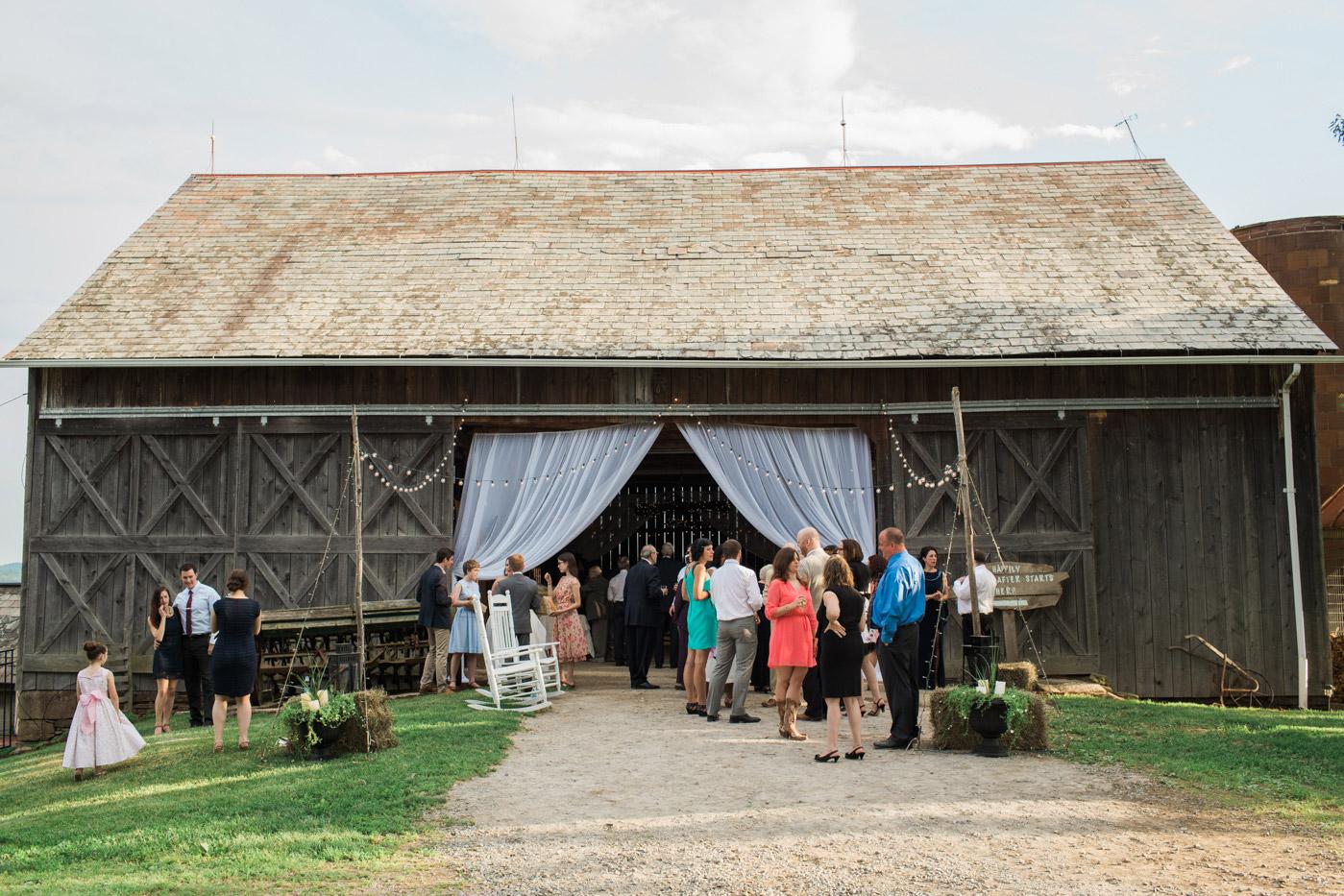 lewis family farm wedding