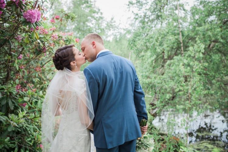 Lyndsey & Mike: Succop Nature Park Wedding
