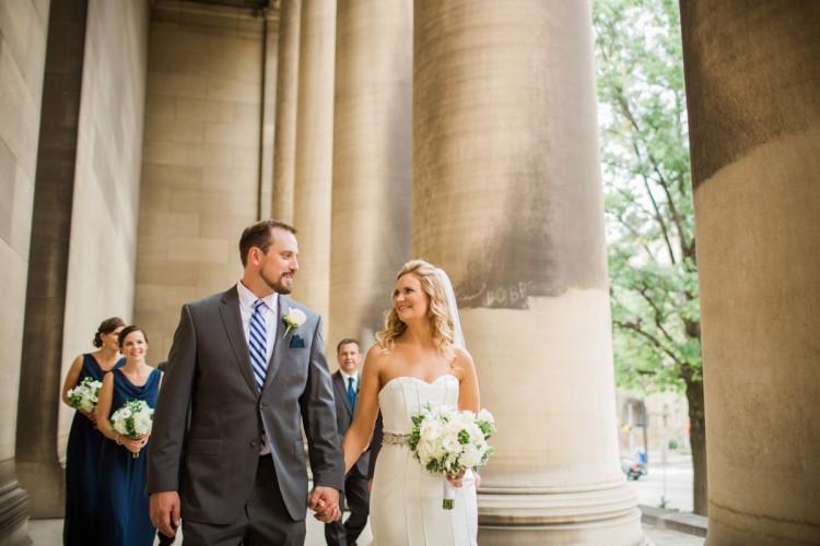 Stacie & Matt: Pittsburgh Golf Club Wedding