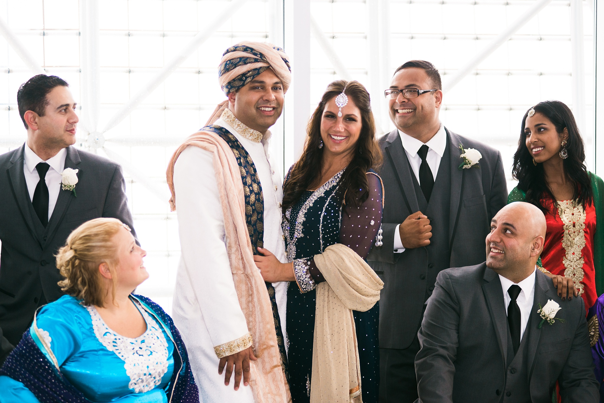 indian and catholic wedding