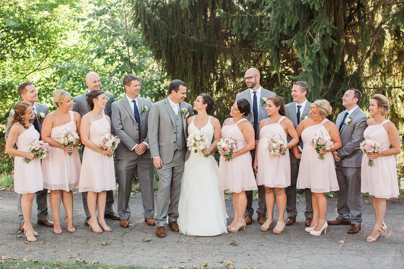 shannopin country club wedding