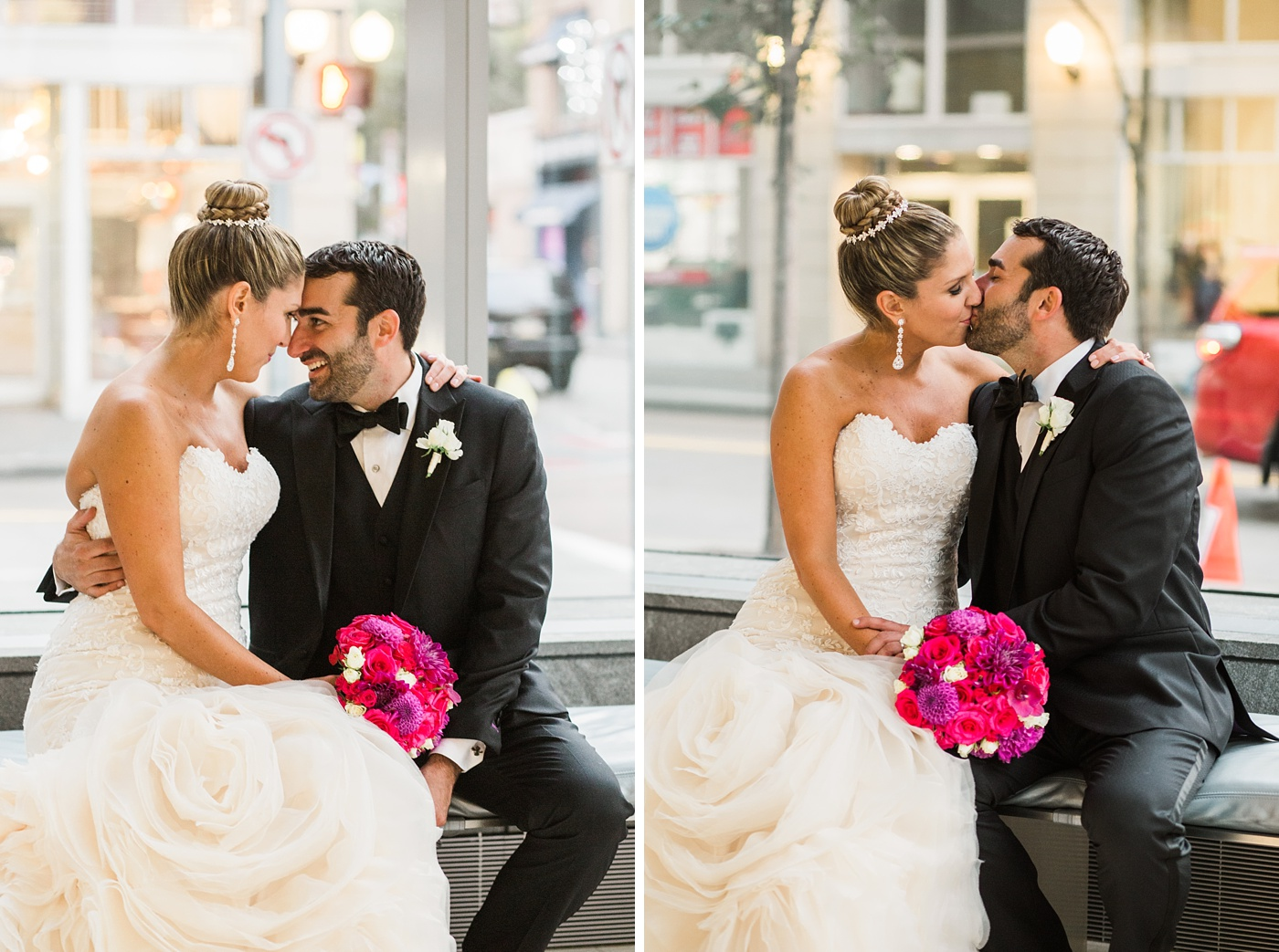 pittsburgh fairmont hotel wedding
