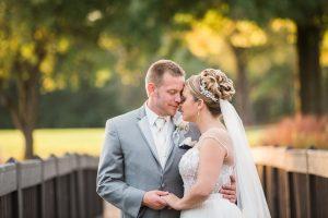 wildwood golf club wedding photo