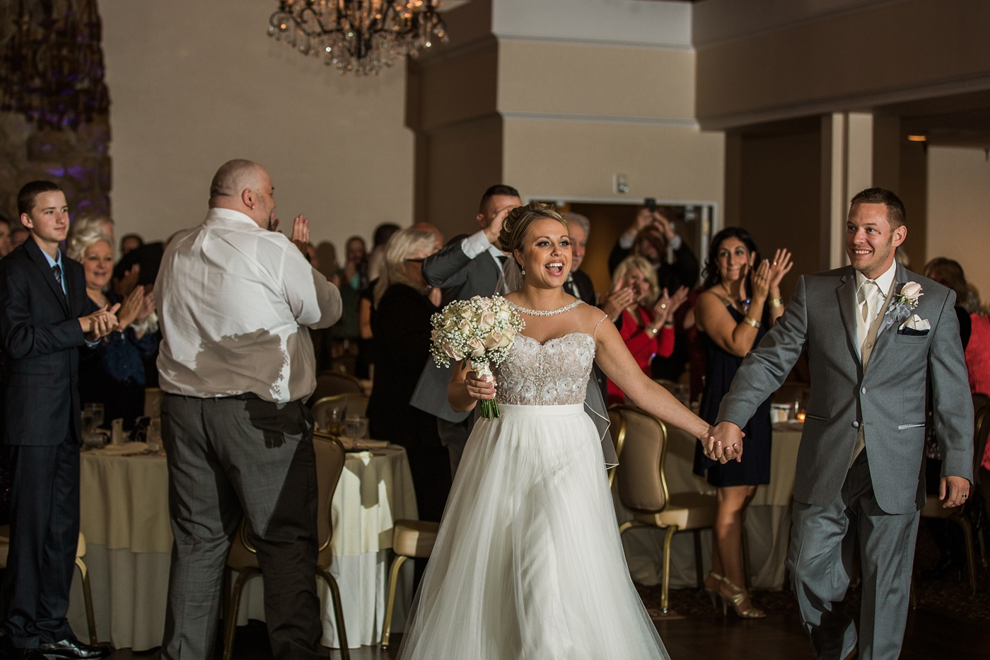 wildwood golf club wedding photo