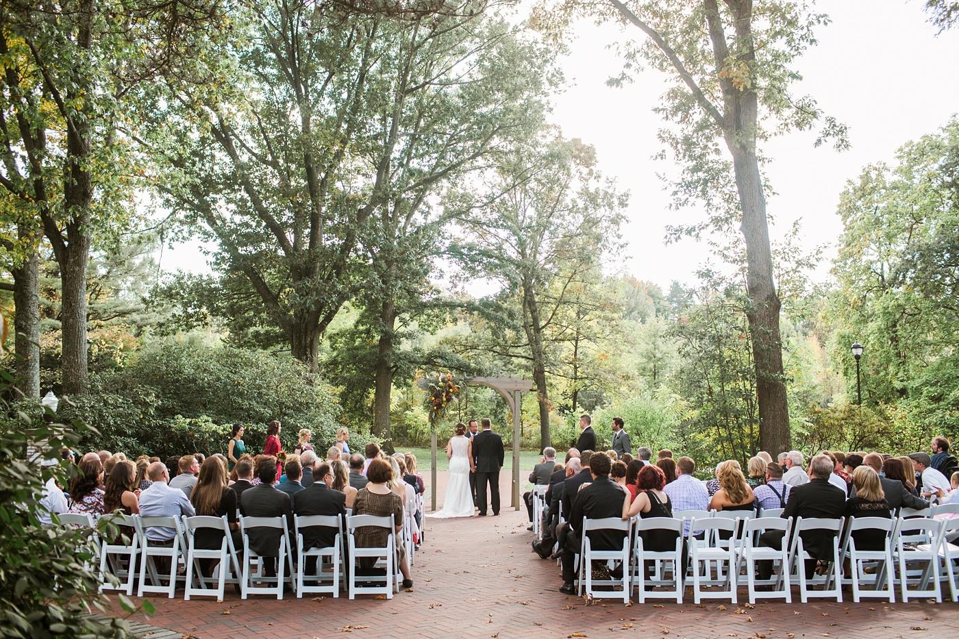 Succop Nature Park Wedding Photos