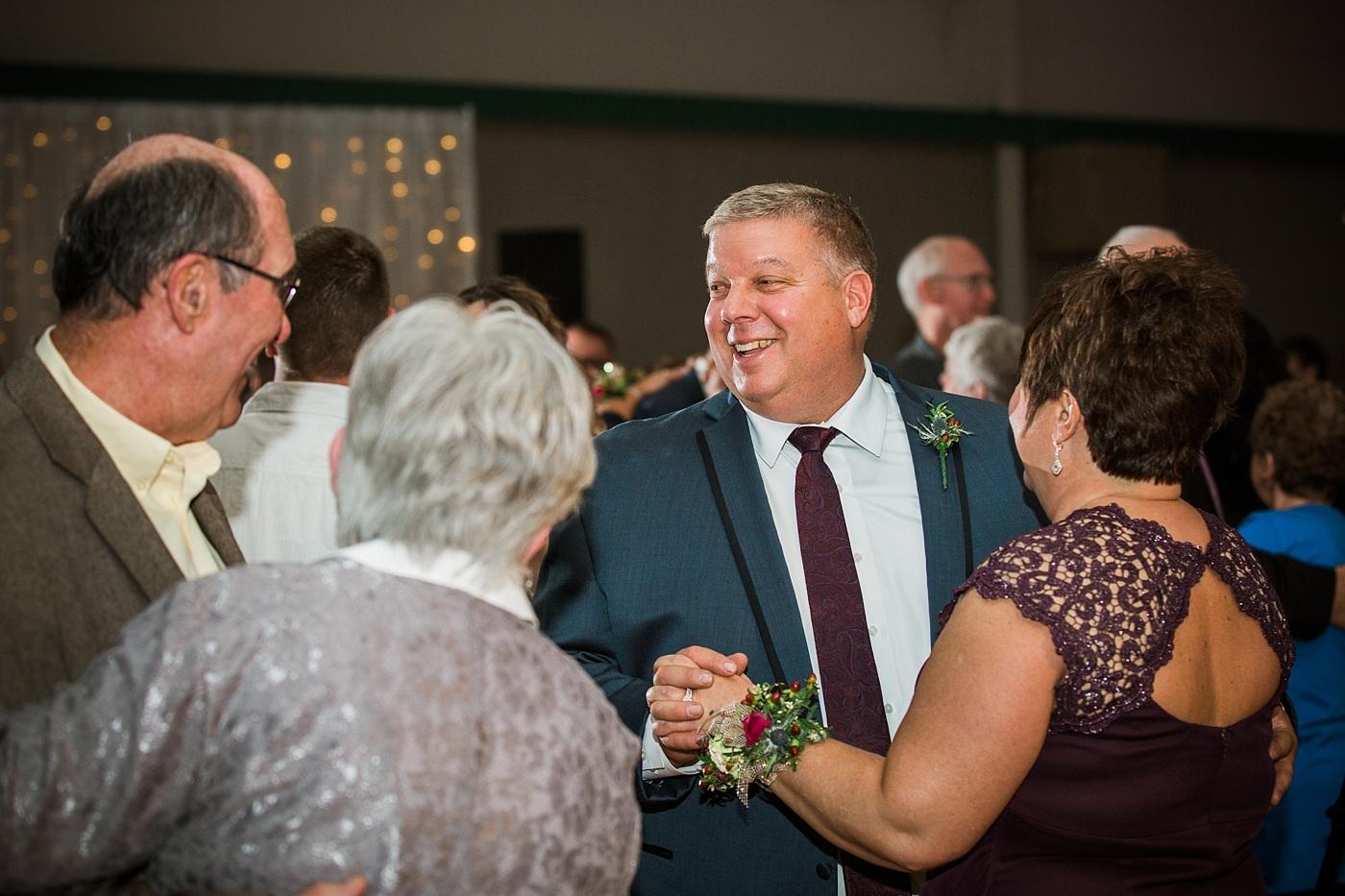 archbold ohio wedding photo