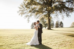 shannopin country club wedding photo