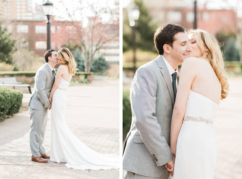 duquesne university wedding photo