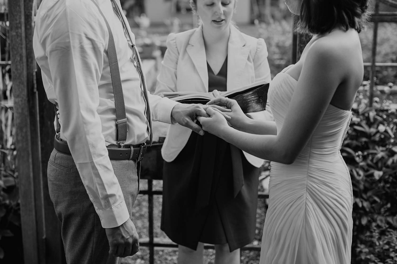 pittsburgh small wedding photographer