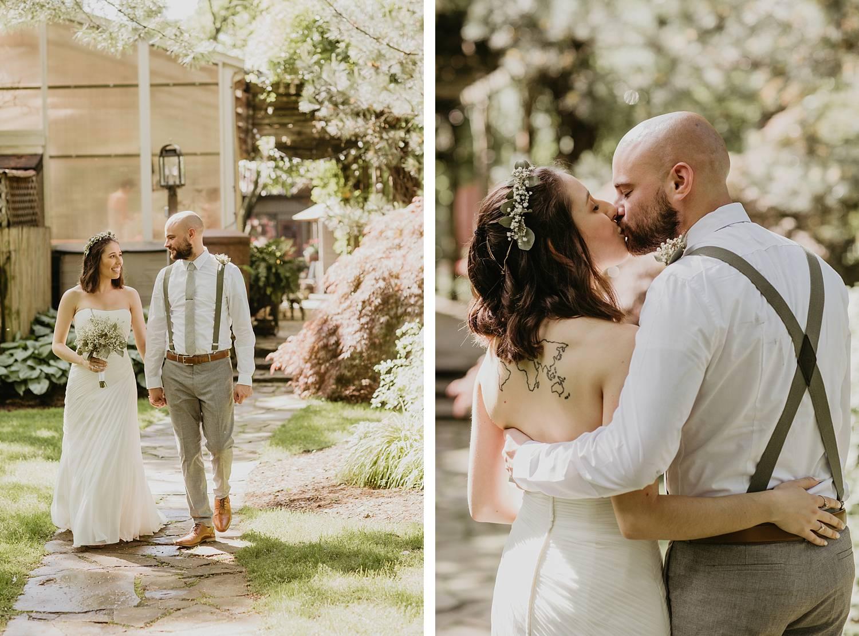 small wedding pittsburgh photographer