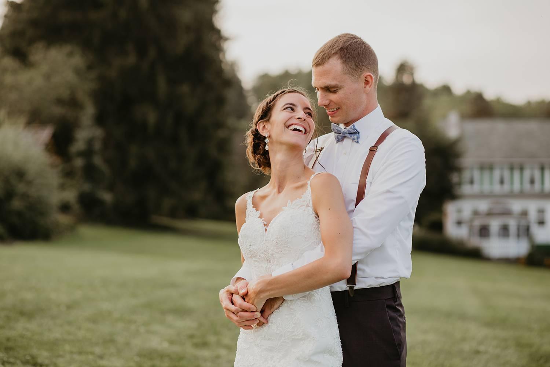 lingrow farm wedding photo