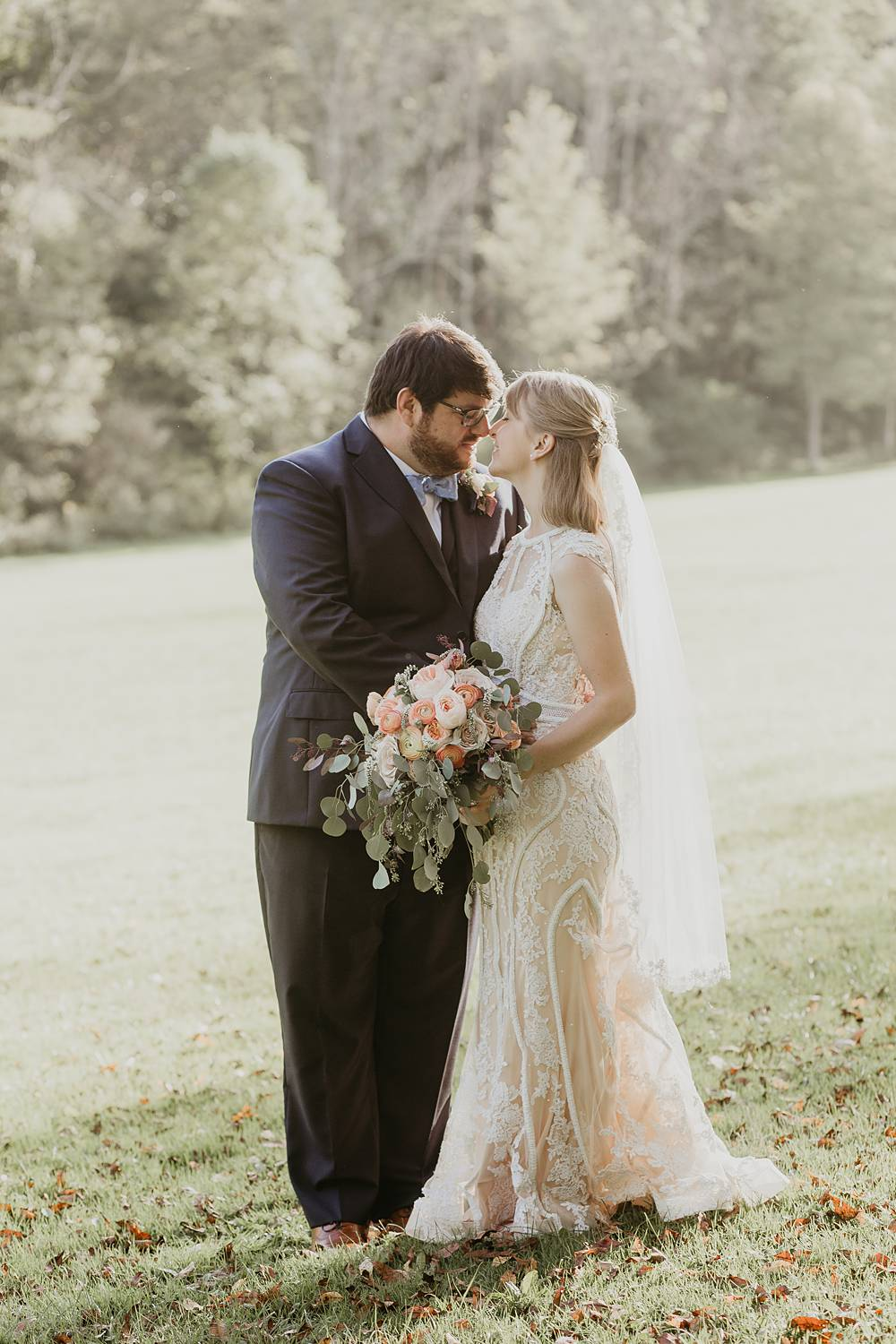 pennsylvania estate wedding photo