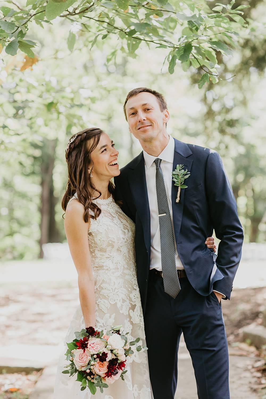 robin hill wedding photo